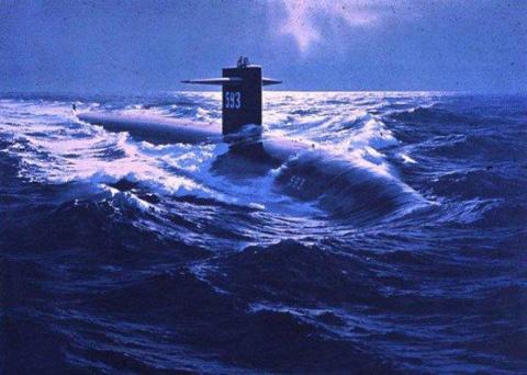 """Американский """"Курск"""": как подлодка США погибла у берегов России"""