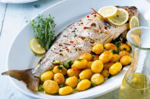 Рождественский пост. 16 интересных рецептов из рыбы и морепродуктов