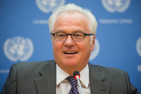 Предновогодняя резолюция: Чуркин не оставил выбора Совбезу ООН