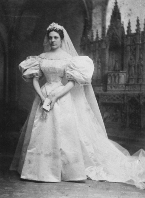 Платье этой невесты прошло ч…