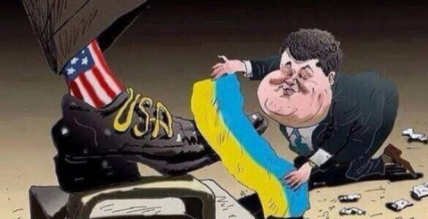 На Украине действует американская ДРГ