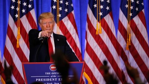 Трамп наносит ответный удар: Обама и Клинтон ответят за массовые подтасовки на выборах