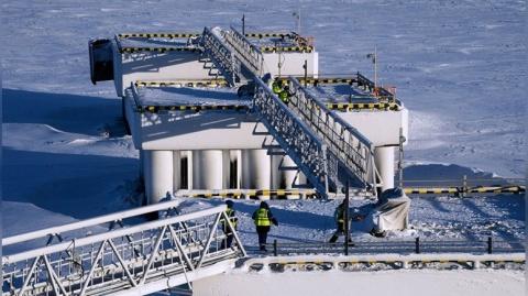 Bloomberg: газовый проект в …