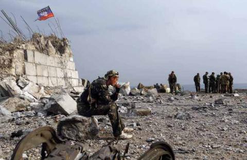 Большая война: Донбасс готов…
