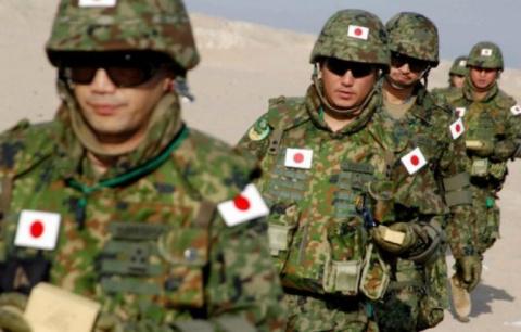 Япония готова развернуть арм…