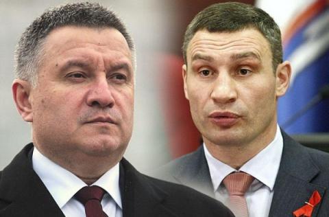 Кличко, Аваков или Садовой: …