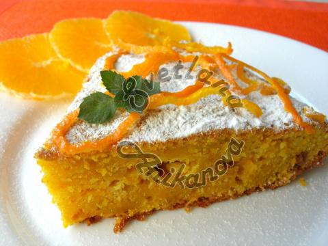Эффектный пирог «Краски осени» украсит стол и удивит вкусом