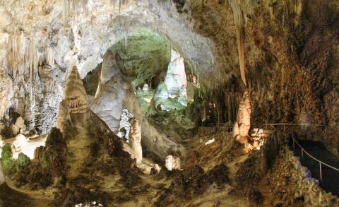 Карлсбадские пещеры — национ…