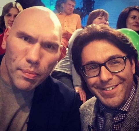 Андрей Малахов и Николай Вал…