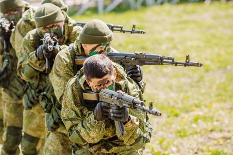Генерал Джозеф Данфорд: тактика и технологии русских размыли американское преимущество