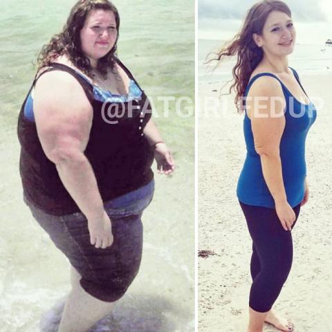 С четверти тонны до 80 кг: простая, но вдохновенная история большого похудения