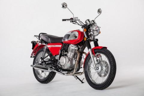 Чехи возобновляют производство мотоцикла Jawa 350