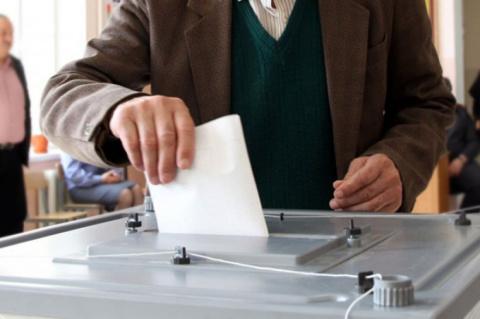 Начался подсчет голосов на К…