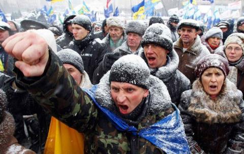 Хитрый план Запада по Украине