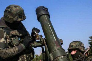 Народная милиция ЛНР сообщила о новых обстрелах со стороны ВСУ