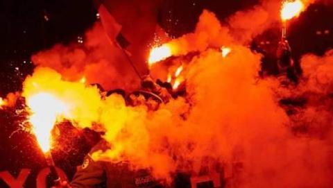 Неонацистский Киев всё так и…