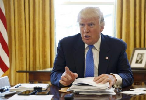 Житель Калуги: Дональд Трамп — мой родственник!