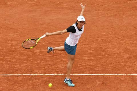 Чемпионка Roland Garros-2010…