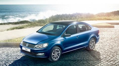 Volkswagen представил седан …