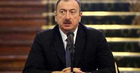 Алиев рассказал о сбитом Тур…