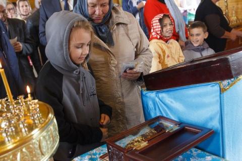 В РПЦ считают, что детям над…