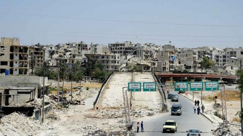МИД Сирии: На отбитых у боевиков складах найдено химоружие из Великобритании и США