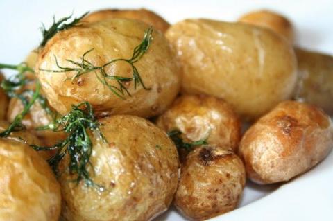 Лекарство и косметика в клубне картофеля