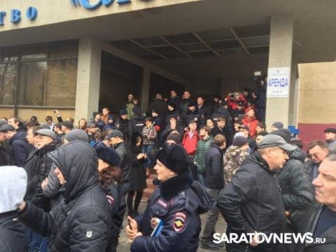 Полиция спасла Навального от…