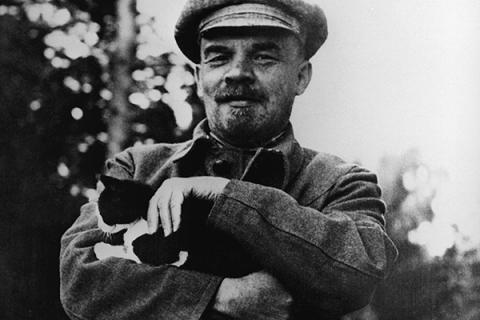 Ленин — не гриб