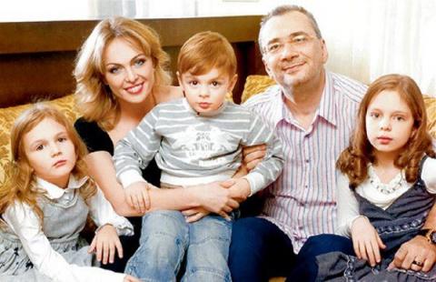 Экс-супруга Константина Меладзе откровенно о Вере Брежневой