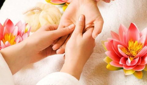 Волшебный массаж пальцев руки