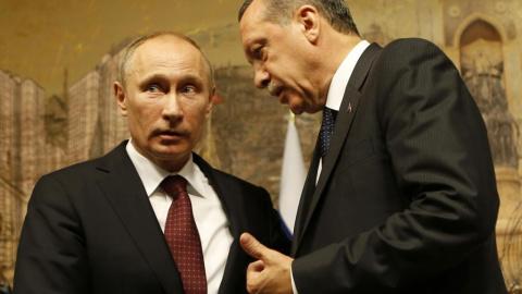 Эрдоган сам предложил Путину…