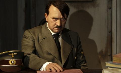 Гитлер скрылся в тайном туннеле?
