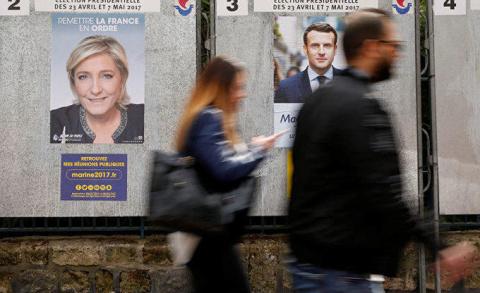 Марин Ле Пен может победить …