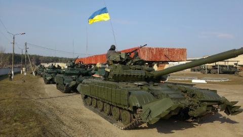 Новости Украины: Украинские танкисты заняли пятое место на соревнованиях НАТО в Европе