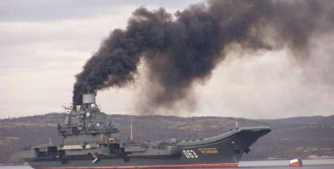 """Ужасы российского флота. """"Ад…"""