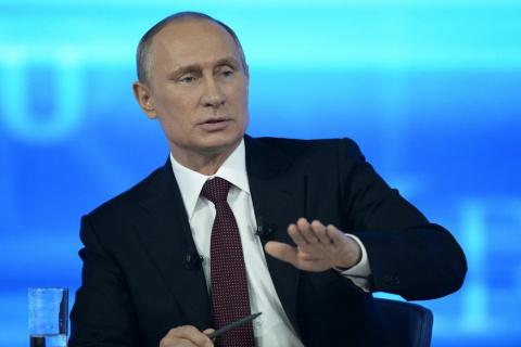 Путин в своём репертуаре: че…