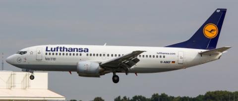 Lufthansa вывела из эксплуат…