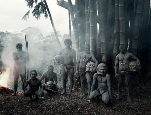 Дикие племена в наши дни
