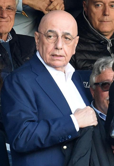 Галлиани: «Для «Милана» тран…