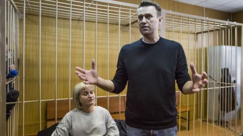 Российский протест: без разр…