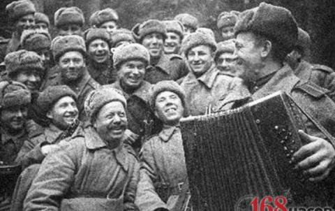 Песни, которые помогли выиграть Великую Отечественную
