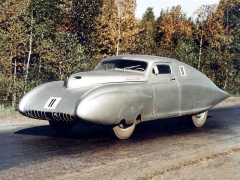 ТОП-10: автомобили СССР, которые так и не были выпущены