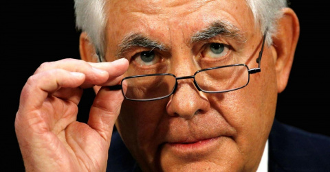 Рекс Тиллерсон: Иран дестабилизирует обстановку в Сирии