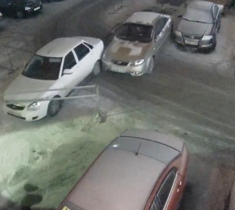 Смотри кому доверяешь машину