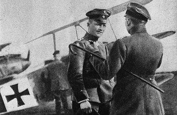 Красный Барон Рихтгофен: загадки истории