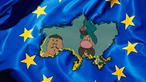 ЕС выписал рецепт развала Украины