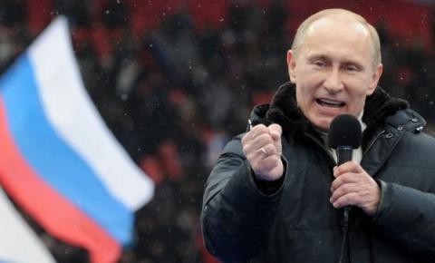 «Ассиметричная атака Путина …