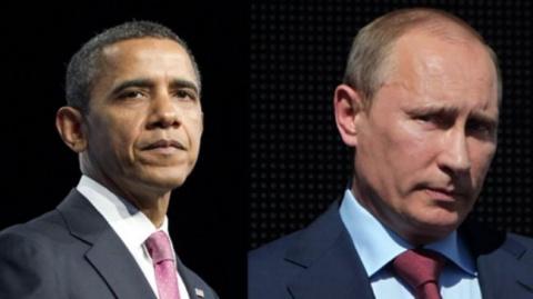 Обама сказал Путину слова, к…