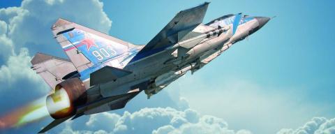 «Focus» о МиГ-31: самый быст…
